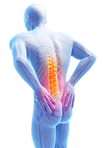 Natural Treatment For Back Strain