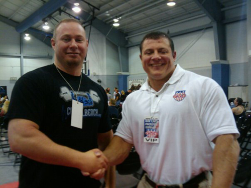 Mike Westerdal and Matt Kroc