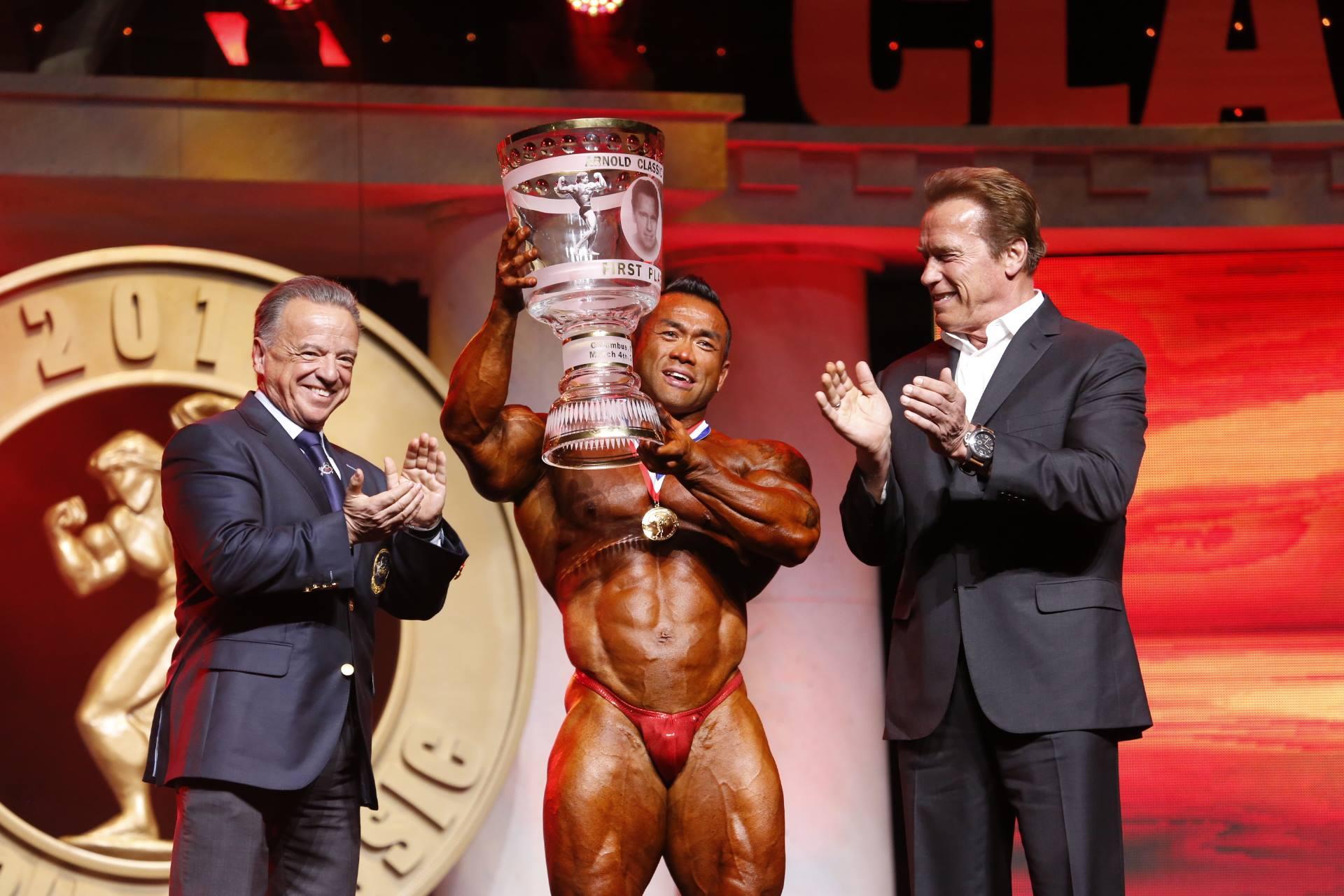 Arnold-winner